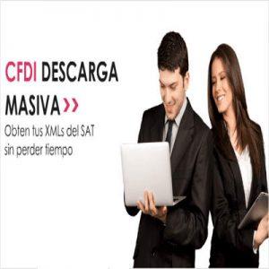 CFDI Descarga Masiva de XML del SAT